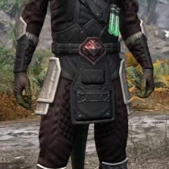 Hazardous Alchemy Light - Argonian Male Shirt Front