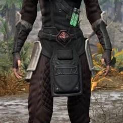 Hazardous Alchemy Light - Female Shirt Front