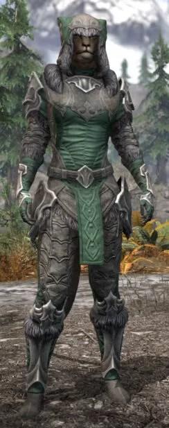 Thorn Legion Honespun - Khajiit Female Shirt Front