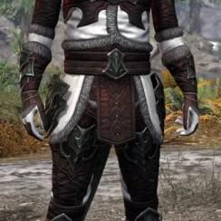 Thorn Legion Medium - Argonian Male Front