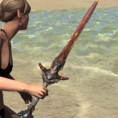 Thorn Legion Sword 2