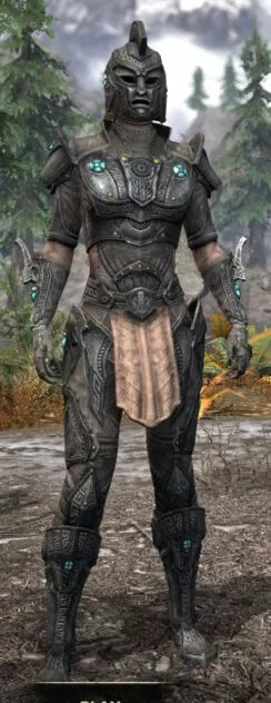 Arkthzand Armory Rawhide - Female Front