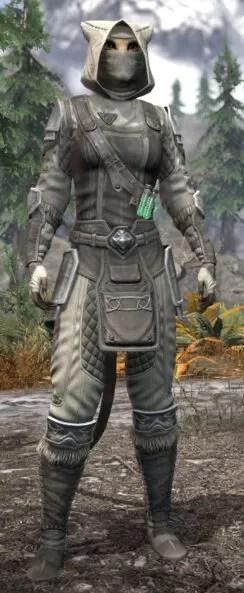 Hazardous Alchemy Honespun - Khajiit Female Shirt Front