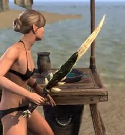 Hungering Void Sword 2