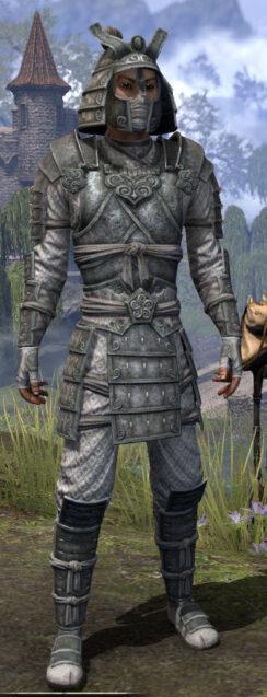 Ancestral Akaviri Iron - Male Front