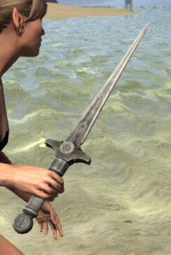 Black Fin Legion Iron Dagger 2