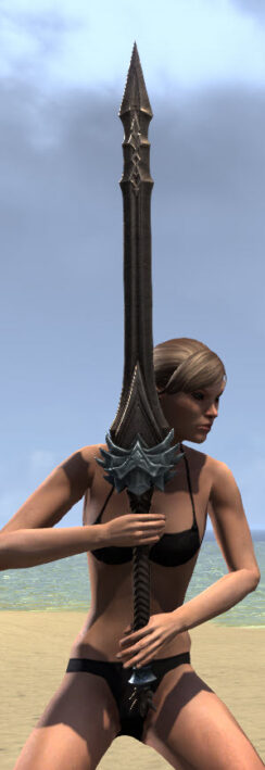 Deadlands Gladiator Greatsword 2