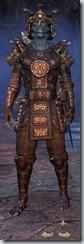 Argonian Dragonkngiht Veteran - Male Front