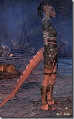 Argonian Knightblade Novice - Female Right