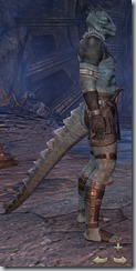 Argonian Knightblade Novice - Male Right
