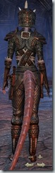 Argonian Nightblade Veteran - Female Back - Copy