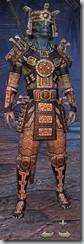 Argonian Templar Veteran - Male Front