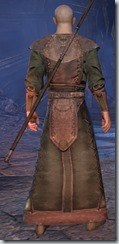 Breton Sorcerer Novice - Male Back