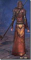 Breton Sorcerer Veteran - Female Back