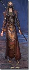 Breton Sorcerer Veteran - Female Front