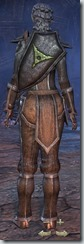 Dark Elf Dragonknight Novice - Female Back