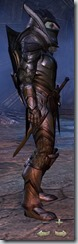 Dark Elf Dragonknight Veteran - Male Right