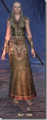 Nord Sorcerer Novice - Female Front
