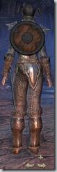 Orc Dragonknight Novice - Female Back
