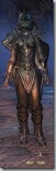 Orc Dragonknight Veteran - Female Front