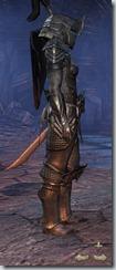 Orc Dragonknight Veteran - Female Right