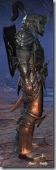 Orc Dragonknight Veteran - Male Right