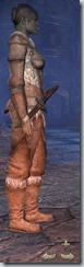 Orc Nightblade Novice - Female Right