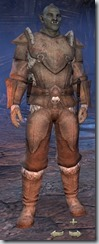 Orc Nightblade Novice - Male Front