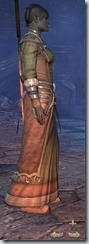 Orc Sorcerer Novice - Female Right