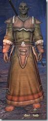 Orc Sorcerer Novice - Male Front