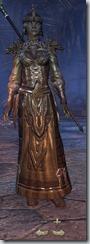 Orc Sorcerer Veteran - Female Front