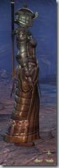 Orc Sorcerer Veteran - Female Right