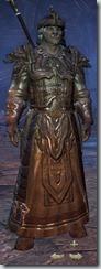 Orc Sorcerer Veteran - Male Front