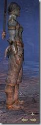 Orc Templar Novice - Female Right