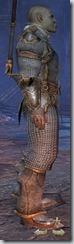 Orc Templar Novice - Male Right