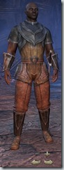 Redguard Dragonknight Novice - Male Front