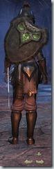 Redguard Dragonknight Veteran - Female Back