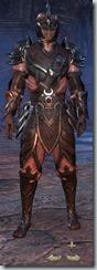 Redguard Nightblade Veteran - Male Front