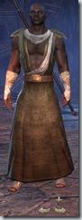 Redguard Sorcerer Novice - Male Front
