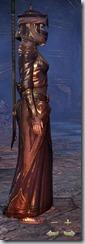 Redguard Sorcerer Veteran - Female Right