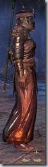 Redguard Sorcerer Veteran - Male Right