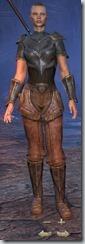 Redguard Templar Novice - Female Front