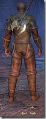 Redguard Templar Novice - Male Back