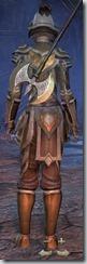 Redguard Templar Veteran - Female Back
