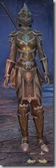Redguard Templar Veteran - Female Front