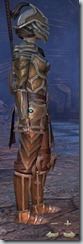 Redguard Templar Veteran - Female Right