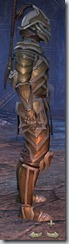 Redguard Templar Veteran - Male Right