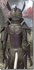 Altmer Calcinium - Female VR1 Epic Close Back