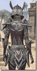 Altmer Calcinium - Female VR1 Normal Close Back