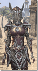 Altmer Calcinium - Female VR1 Normal Close Front